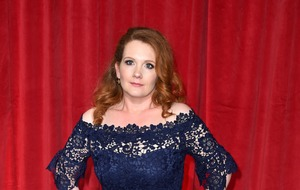 Corrie's Jennie McAlpine is expecting another baby
