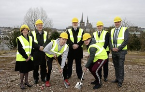 Building work begins on further education colleges