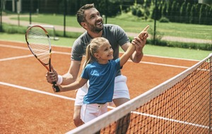 Anyone for tennis? Six reasons children should take up a racket this summer