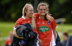 Aimee Mackin making waves in the world of ladies' football