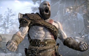 Games: God Of War a glorious throwback to when games were about manly men hurting things