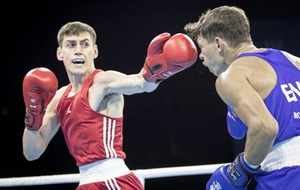 Young Ulster boxers showed they are ready for top level says Kevin Duffy