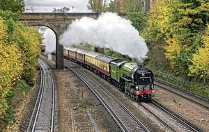 Travel: Belmond British Pullman pulls out all the stops for a nostalgic train trip