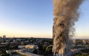 Small chance of Grenfell fire spreading without combustible material says study