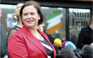 Deaglán de Bréadún: Latest poll provides positive news for Sinn Féin