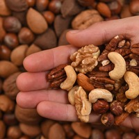 Nuts could reduce risk of heart failure, research finds