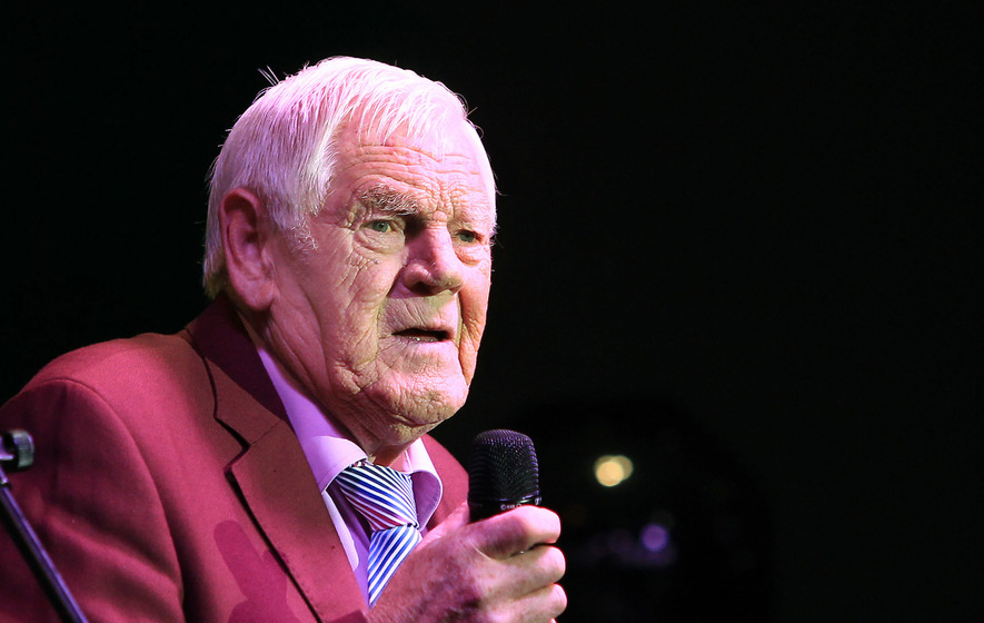 Country Music In Mourning After Death Of Big Tom Mcbride