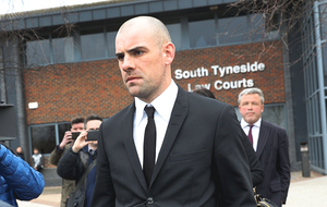 Former Republic of Ireland footballer Darron Gibson avoids jail over drink-driving offence