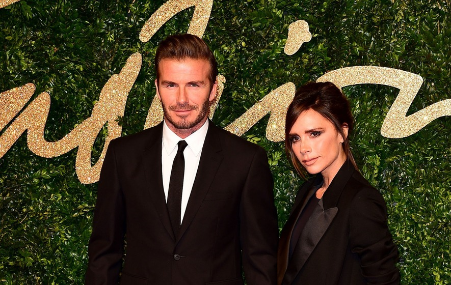 Victoria Beckham Thanks Husband David For Special Birthday The