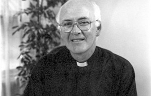 St Mary's University College mournes last priest to head college
