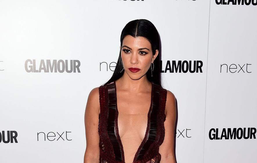 Kylie Jenner Strolls Around With Baby Stormi In Skintight Mini Dress