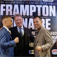 Promoter Frank Warren determined to keep door open for possible Carl Frampton-Oscar Valdez fight