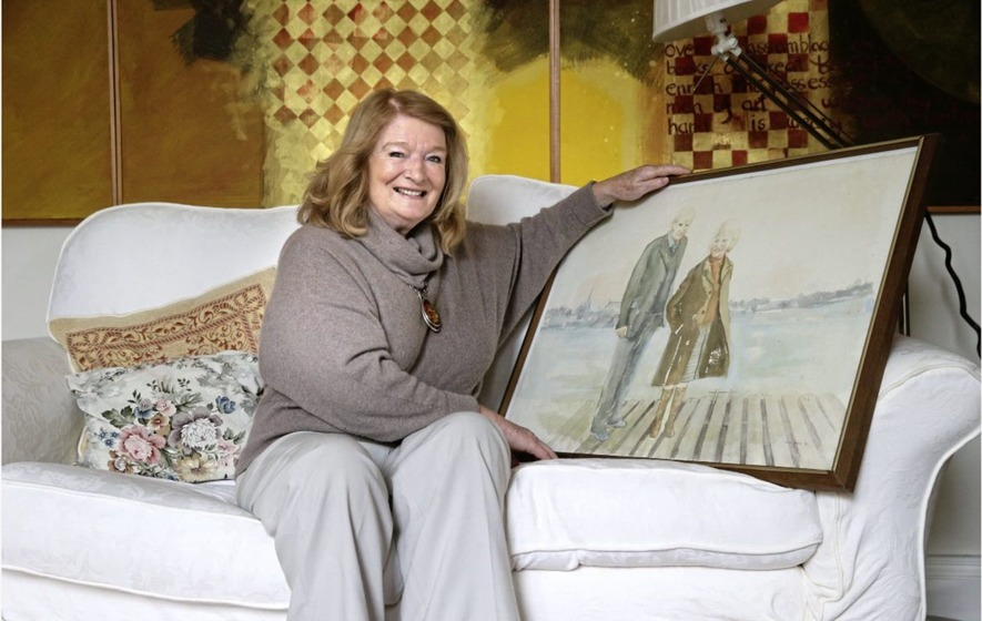 Denise Ferran: Painter and RUA president on women in art and the loss of her son
