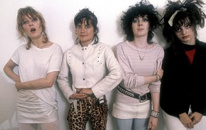 Watch this: Here To Be Heard: The Story of The Slits