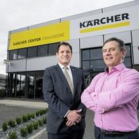 New £300,000 Kärcher showroom in Belfast creates 10 jobs