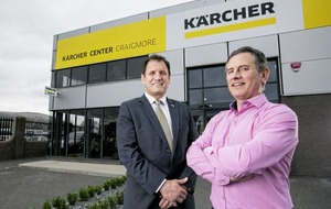 New £300,000 Kärcher showroom in Belfast creates 10 jobs