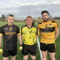 Historic night for Laochra Loch Lao after first game in Antrim league