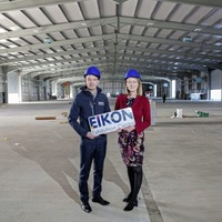 New multi-million pound events space at former Maze site