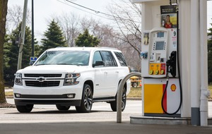 Chevrolet owners can now pay for petrol from inside their cars