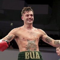 Tyrone McKenna intends to hit high note in all-Belfast battle with Anto Upton