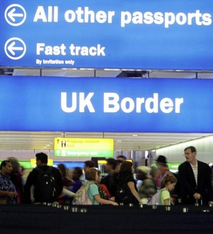 UK Border Force reviewing 'British-only' policy on jobs in Northern Ireland