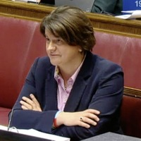 Arlene Foster rejects any link between RHI and DUP supporters
