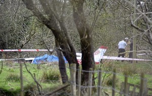 Light aircraft victims 'were experienced pilots'