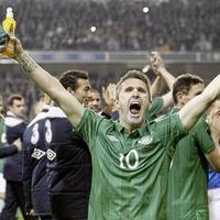 In The Irish News April 21 1998: Teenager Robbie Keane set for first Ireland start