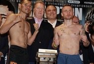 Everything on the line as Carl Frampton weighs-in for Nonito Donaire showdown