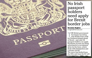 More than 1,000 Border Force jobs withdrawn over 'British passports only' policy