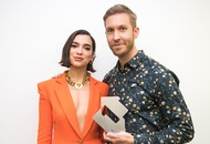 Calvin Harris claims ninth number one single with Dua Lipa duet