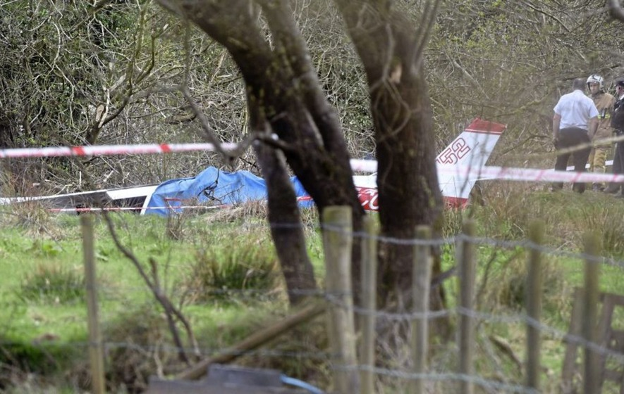 MP: Close-knit flying community will 'gather round and support each other' following plane crash