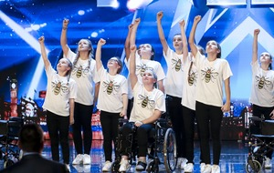 Manchester attack survivor Hollie Booth in Ariana Grande-themed BGT audition