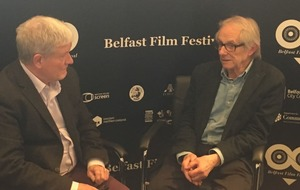 The Belfast Film Festival pays homage to a man who has given a voice to  those who struggle to be heard