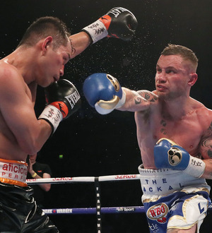 Windsor showdown for Frampton to spark ticket scramble