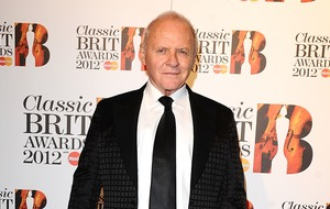 Sir Anthony Hopkins puzzles fans with 'scary' Twitter video