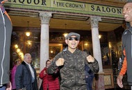Nonito Donaire meets fans at pub for 'proper goodbye' to Belfast