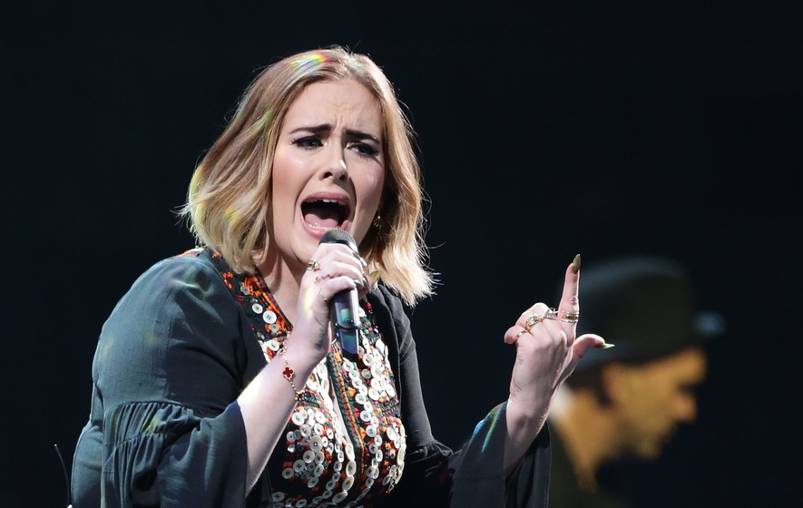 Adele and Ed Sheeran among artists sharing a record £605m in