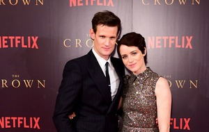 Matt Smith breaks silence over Claire Foy pay gap on The Crown