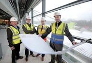 Work begins on £15 million upgrade at City Airport