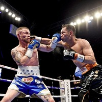 Oscar Valdez unlikely to be fit to face Carl Frampton at Windsor Park in August