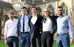 St John's College, Cambridge wins University Challenge for the first time