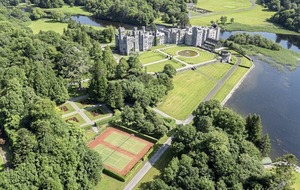Breaks: Family friendly Ashford Castle has everything from a Lego menu to Wolfounds