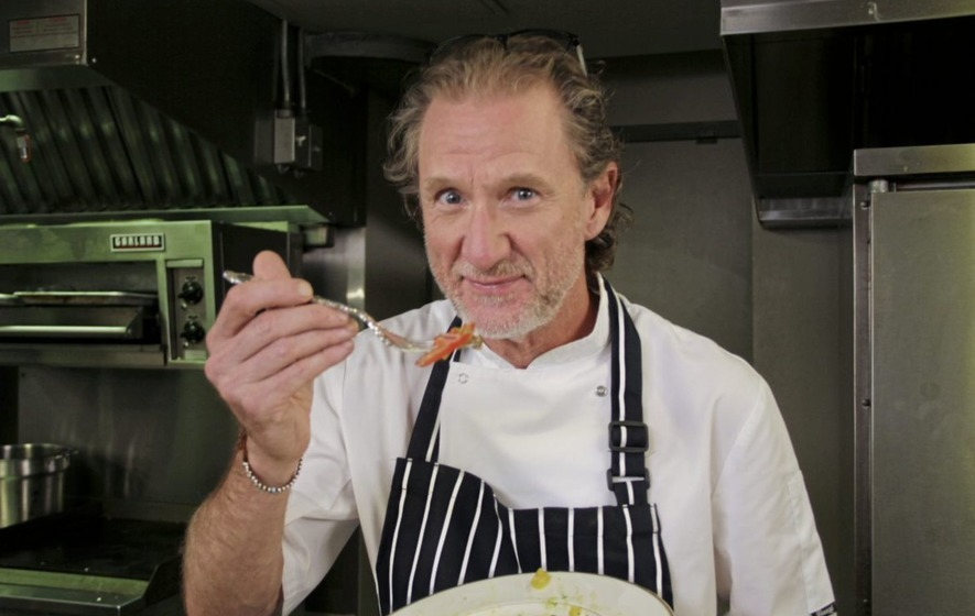 7bd46f41731 Chef Paul Rankin can be seen in the new series of Paul and Nick s Big Food  Trip New Zealand. Joanne Sweeney