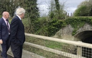 Brexit department sorry after David Davis' 'private visit' to Irish border