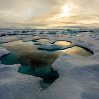 New high levels of 'microplastic' pollution found in Arctic ice