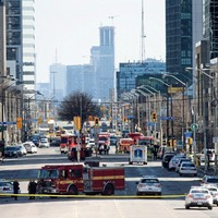 Toronto van attack suspect charged with 10 counts of murder