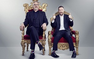 Even the Belgians are doing it: Alex Horne on Taskmaster's huge popularity