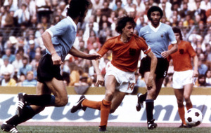 On this Day, April 25 1947: Johan Cruyff, three-time European Footballer of the Year, was born