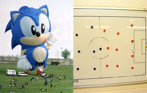 This tactical analysis of a Mario and Sonic football match is too good to miss